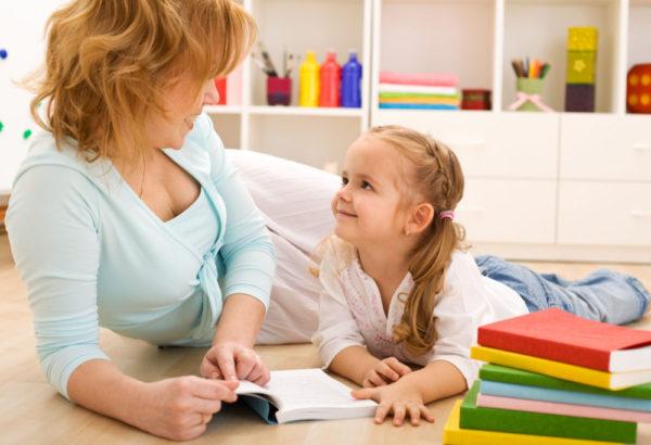 Ребенок и английский язык